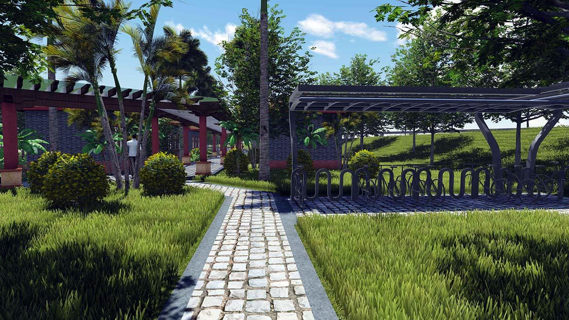 高埗镇芦村特色村庄规划设计3