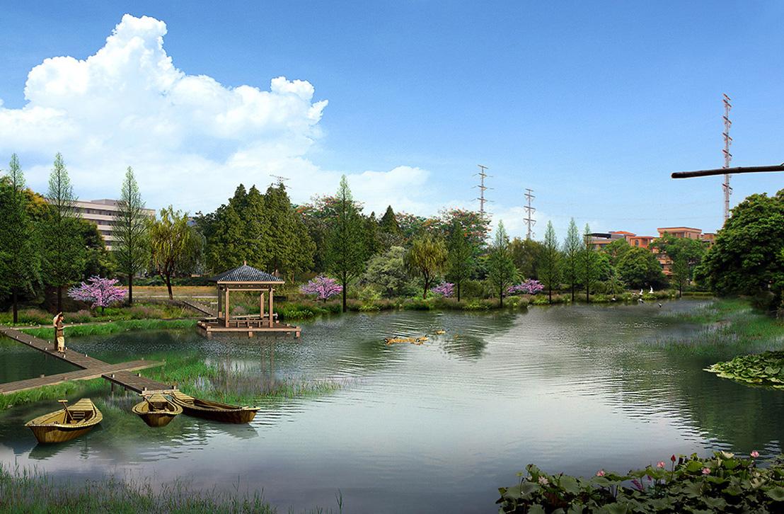 生态景观设计图片