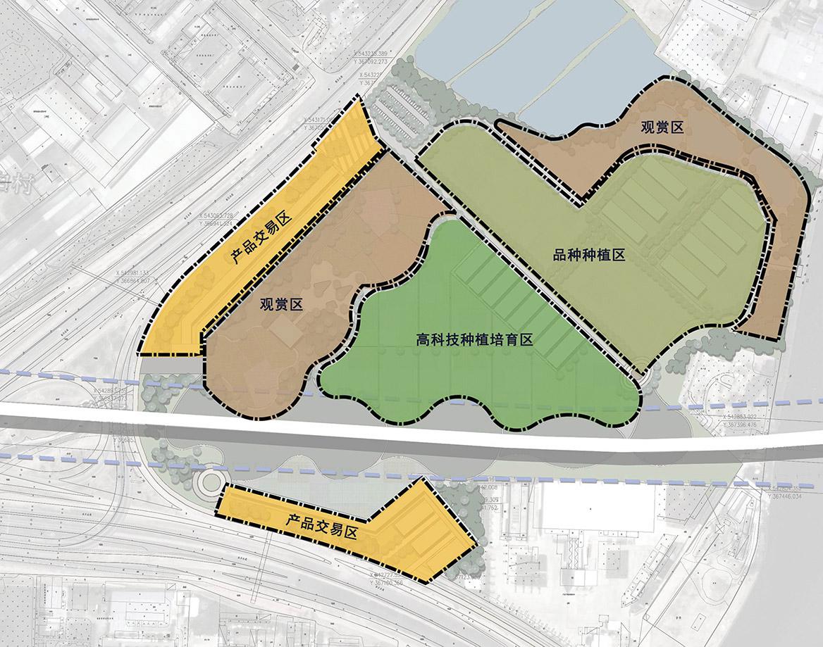 农业生态园规划设计图片