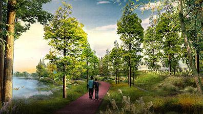 景观设计需顺应自然