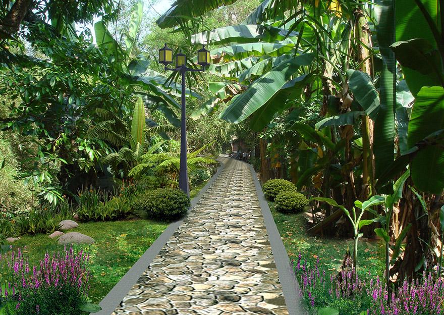 生态园林景观设计图片