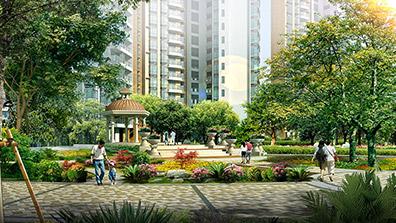 影响住宅小区景观设计的几个因素