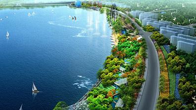 城市景观设计的作用