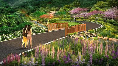浅述景观设计中植物造景的手法