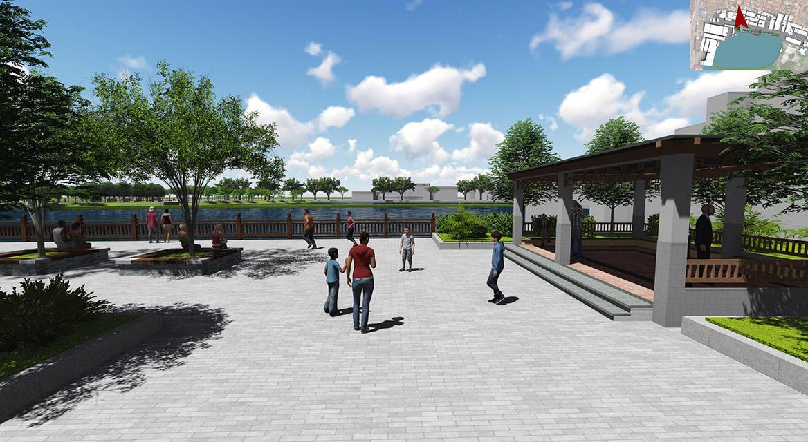石排镇福隆村美丽幸福村居建设行动计划图2