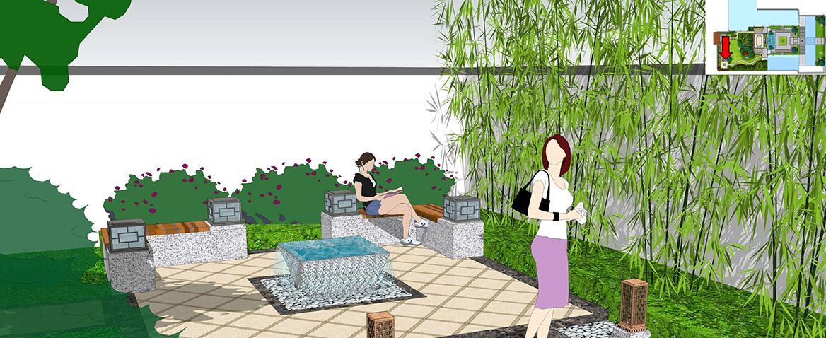 横沥镇六甲村美丽幸福村居建设方案设计图8