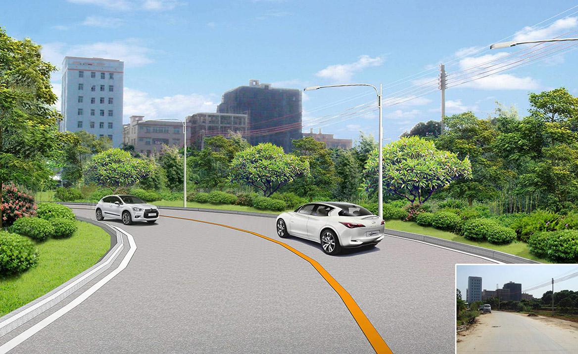 横沥镇六甲村美丽幸福村居建设方案设计图10