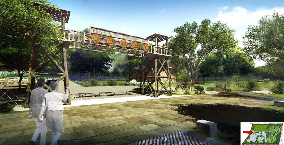 横沥镇六甲村美丽幸福村居建设方案设计图11
