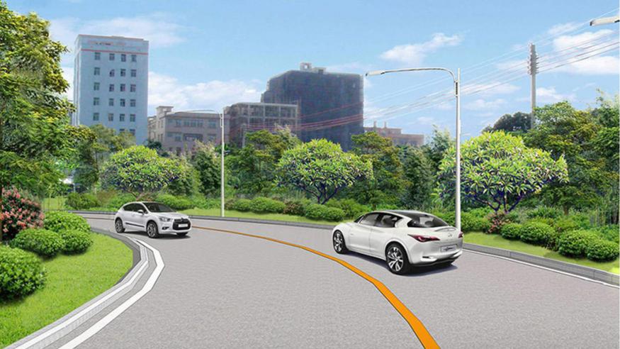 横沥镇六甲村美丽幸福村居建设方案设计