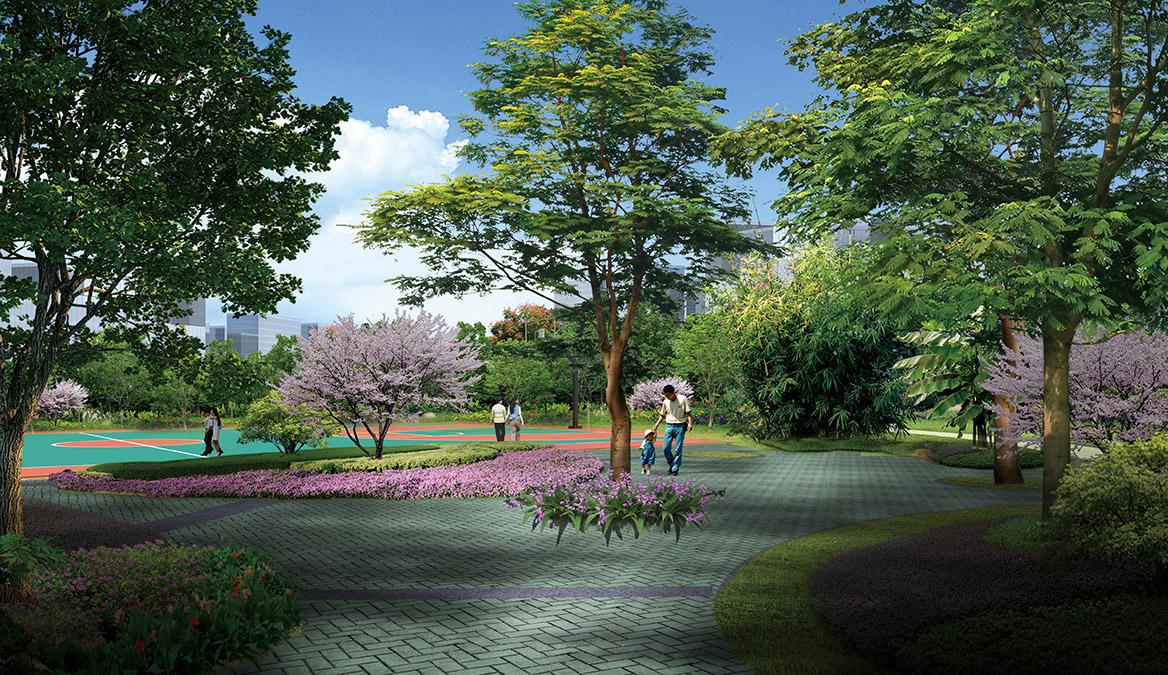 横沥镇田饶步村美丽幸福村居规划方案设计图7