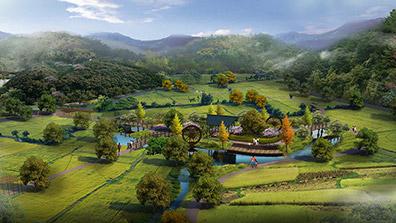 浅析园林景观设计中的中国元素