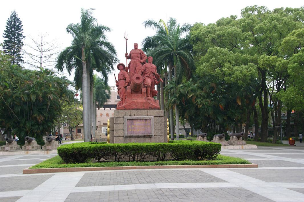 纪念性广场景观设计图片
