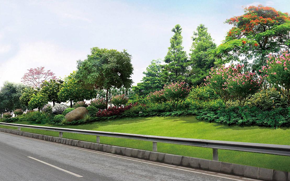 城市道路景观设计图片1