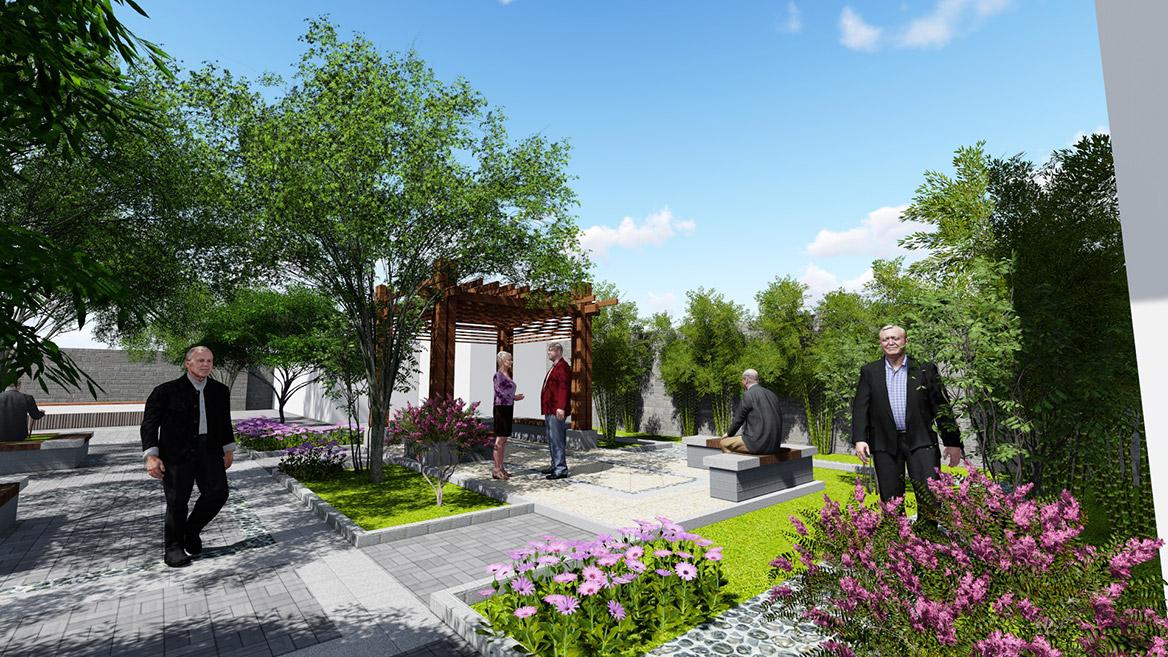 石排镇沙角村美丽幸福村居建设行动计划图2