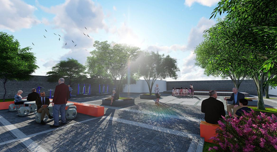 石排镇沙角村美丽幸福村居建设行动计划图6
