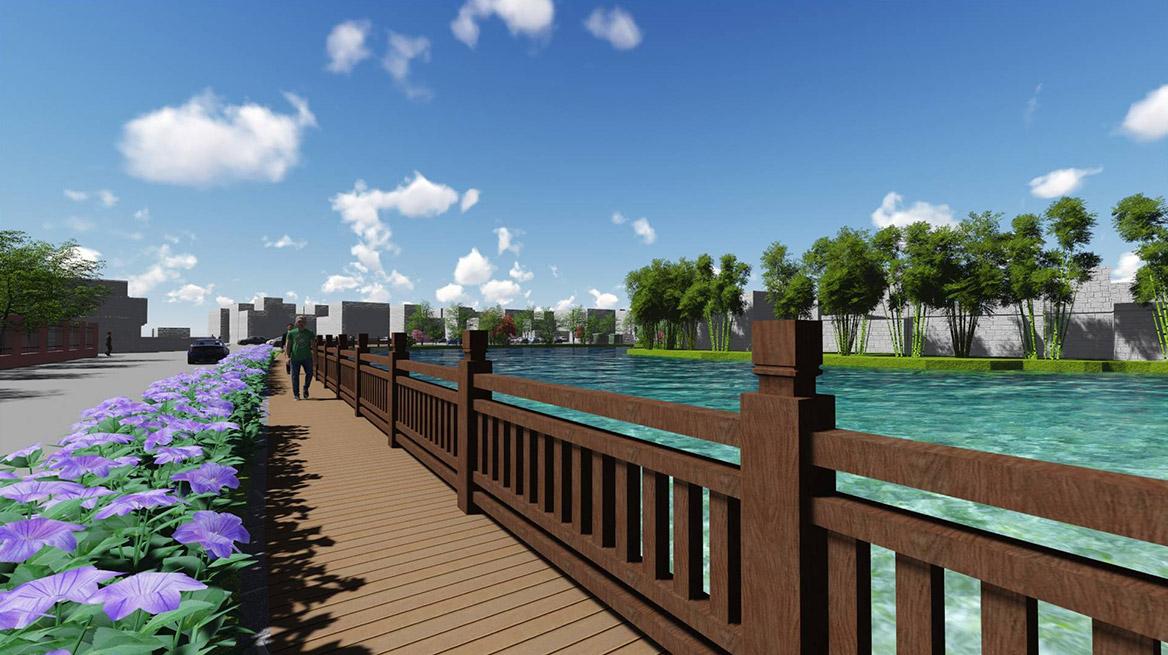 石排镇水贝村美丽幸福村居建设行动计划图3