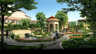 生态住宅区景观的主要特征