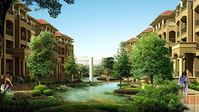 住宅景观设计的设计理念