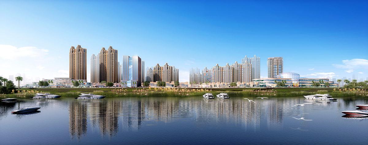城市景观设计图片