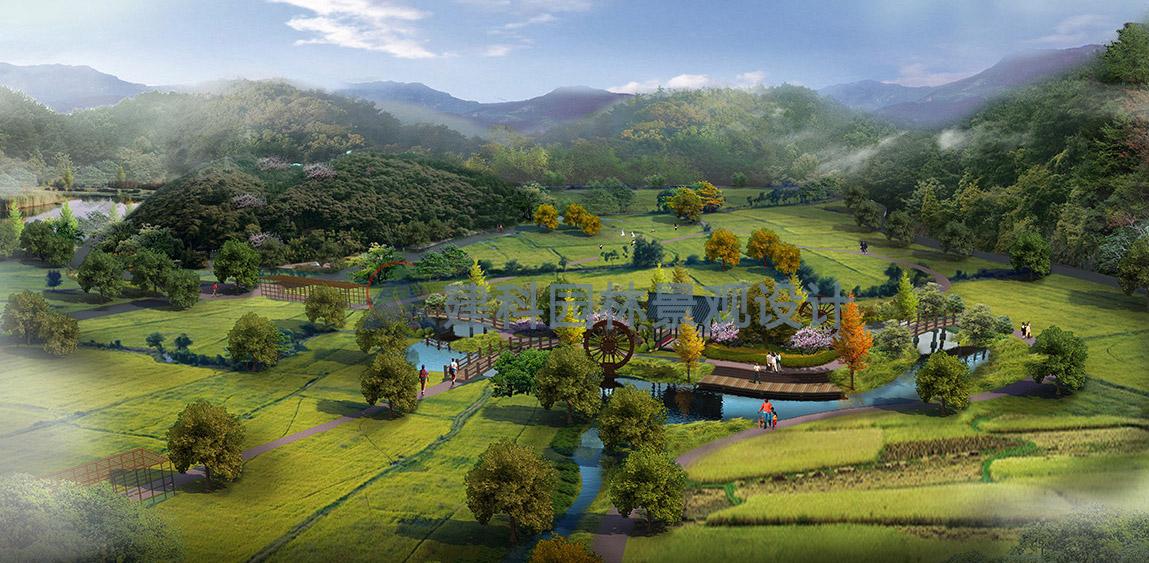 生态农业观光园图片