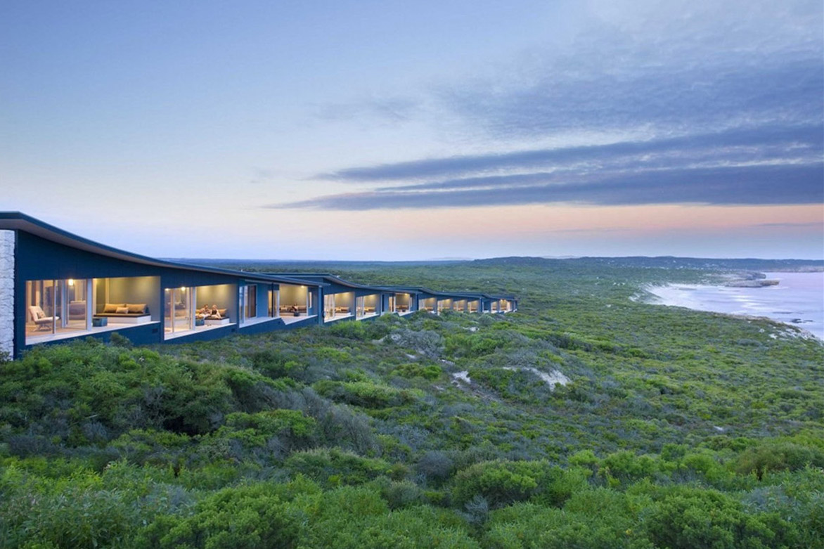 生态酒店景观设计图片