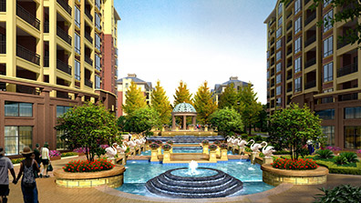 住宅区水景设计和维护原则总结