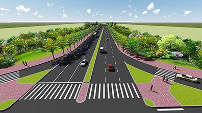 景观设计和道路系统间的关系总结
