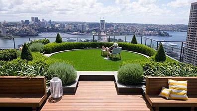 小区景观设计要重视绿化的几个点