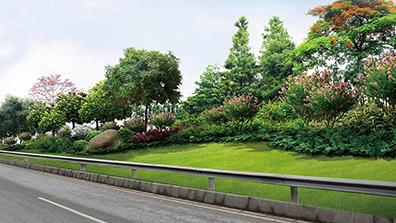 城市道路景观设计需要改进的一些地方