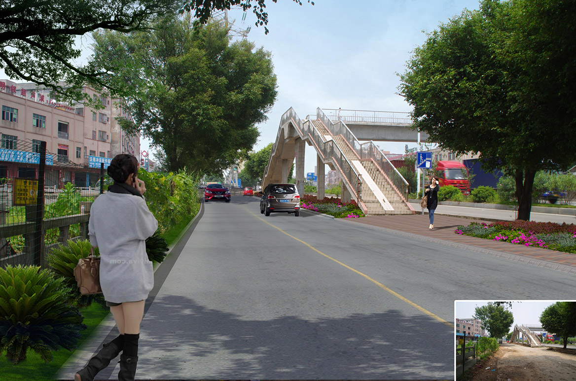 大岭山镇新塘村美丽幸福村居建设行动计划图4