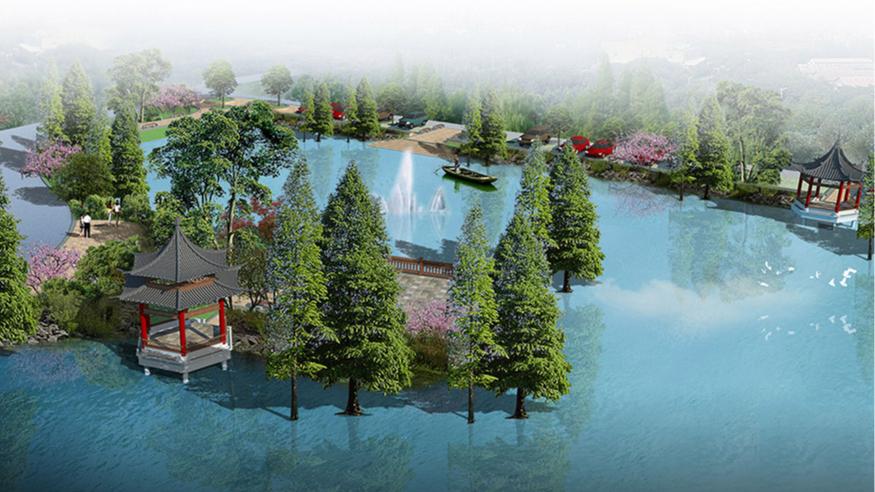 高埗镇芦村宜居工程规划设计方案
