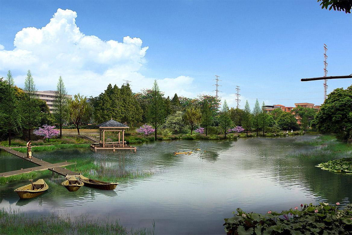 高埗镇朱磡村美丽幸福村居设计方案图3