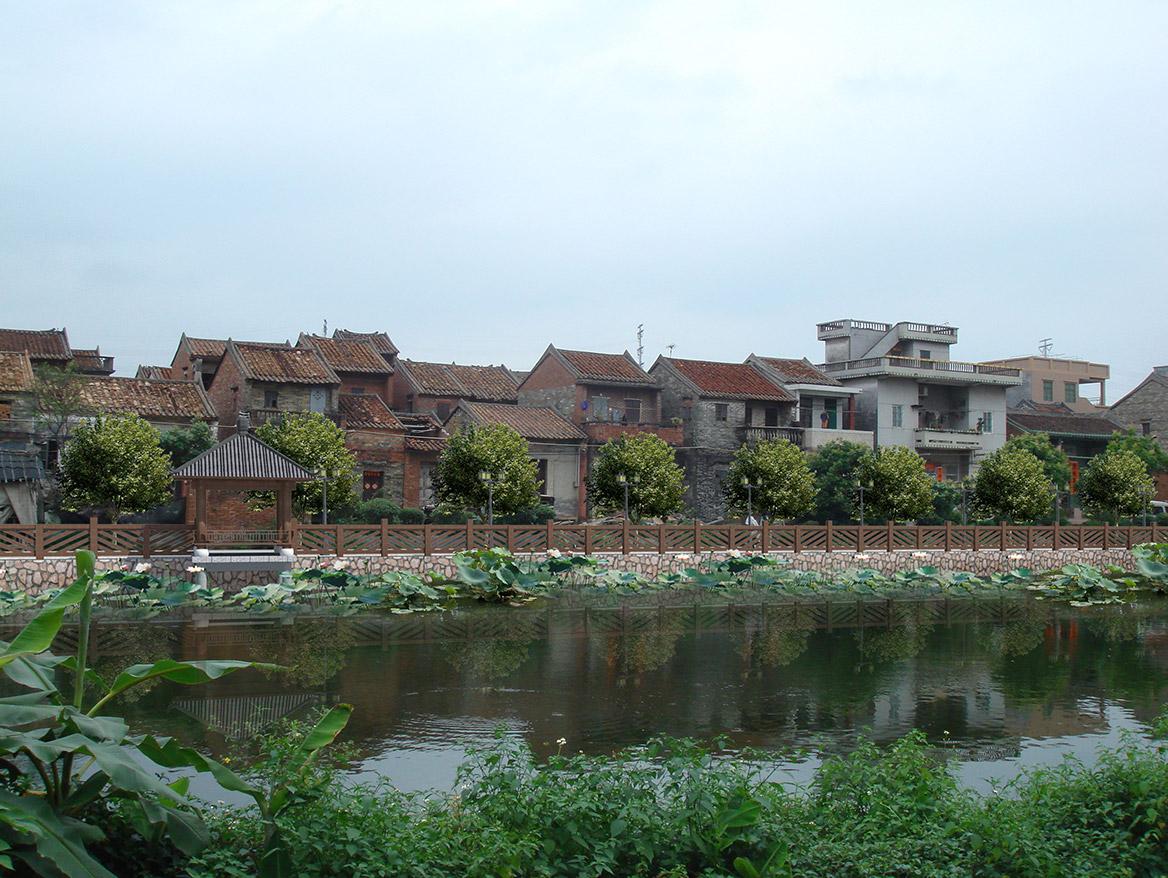 高埗镇宝莲村美丽幸福村居设计方案实施效果3