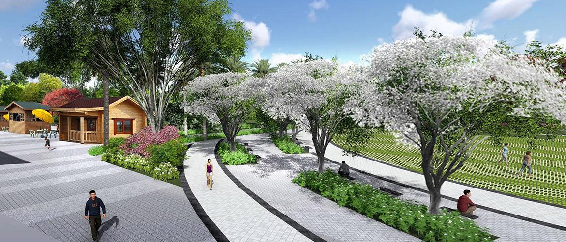 城市公园景观设计