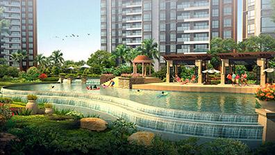 住宅小区水景营造的必要性总结