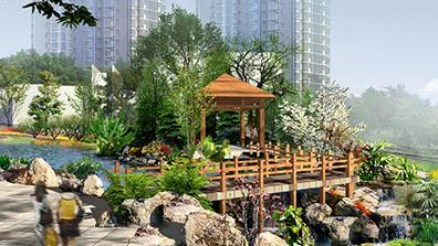 住宅小区景观设计将向生态化和个性化方向发展