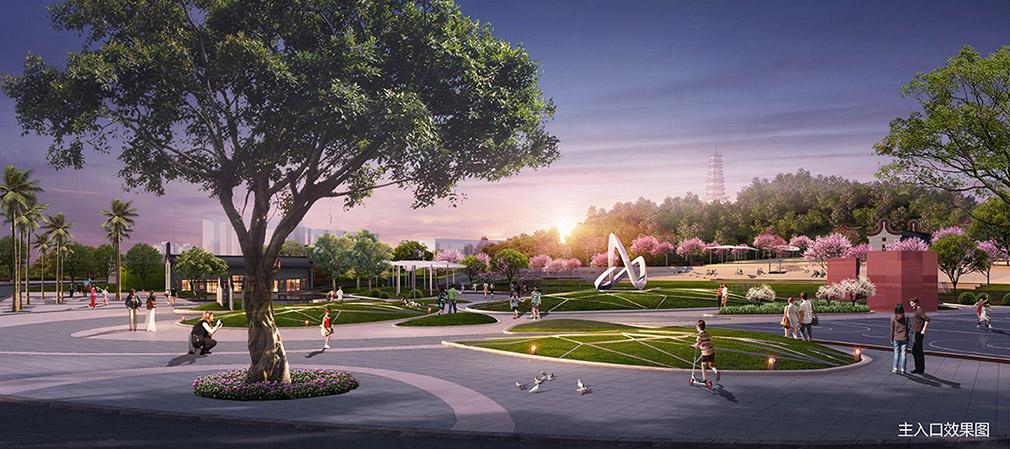 城市公园景观设计2