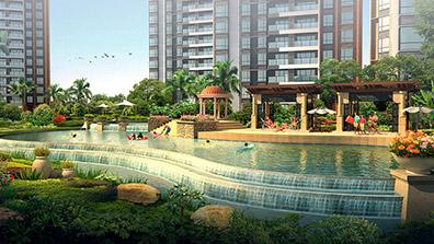 小区景观设计中水景的设计