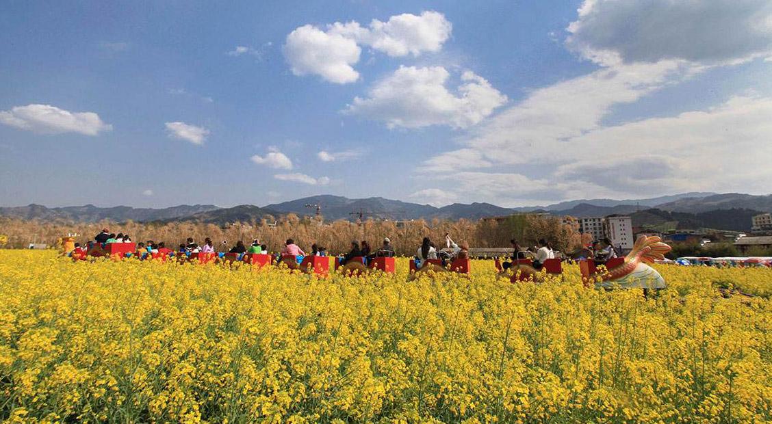 休闲农业观光园规划设计图片